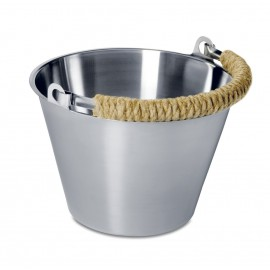 LUMO Sauna Bucket Braided 8 L