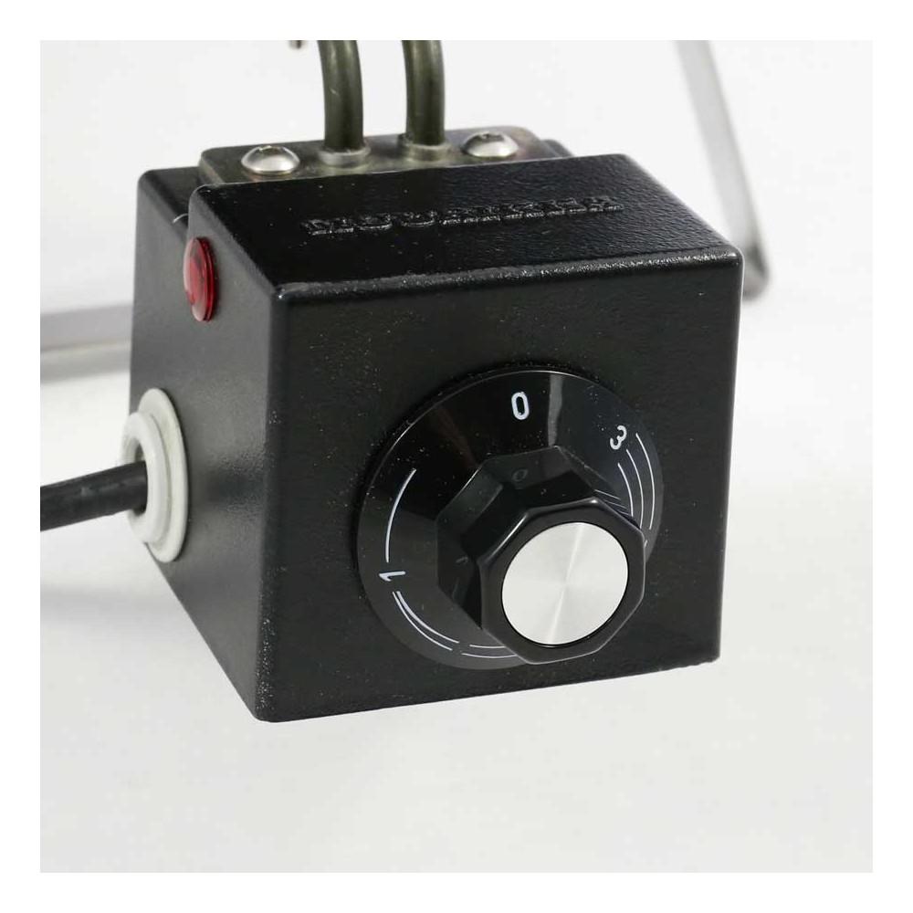 tischr ucherofen mit thermostat. Black Bedroom Furniture Sets. Home Design Ideas