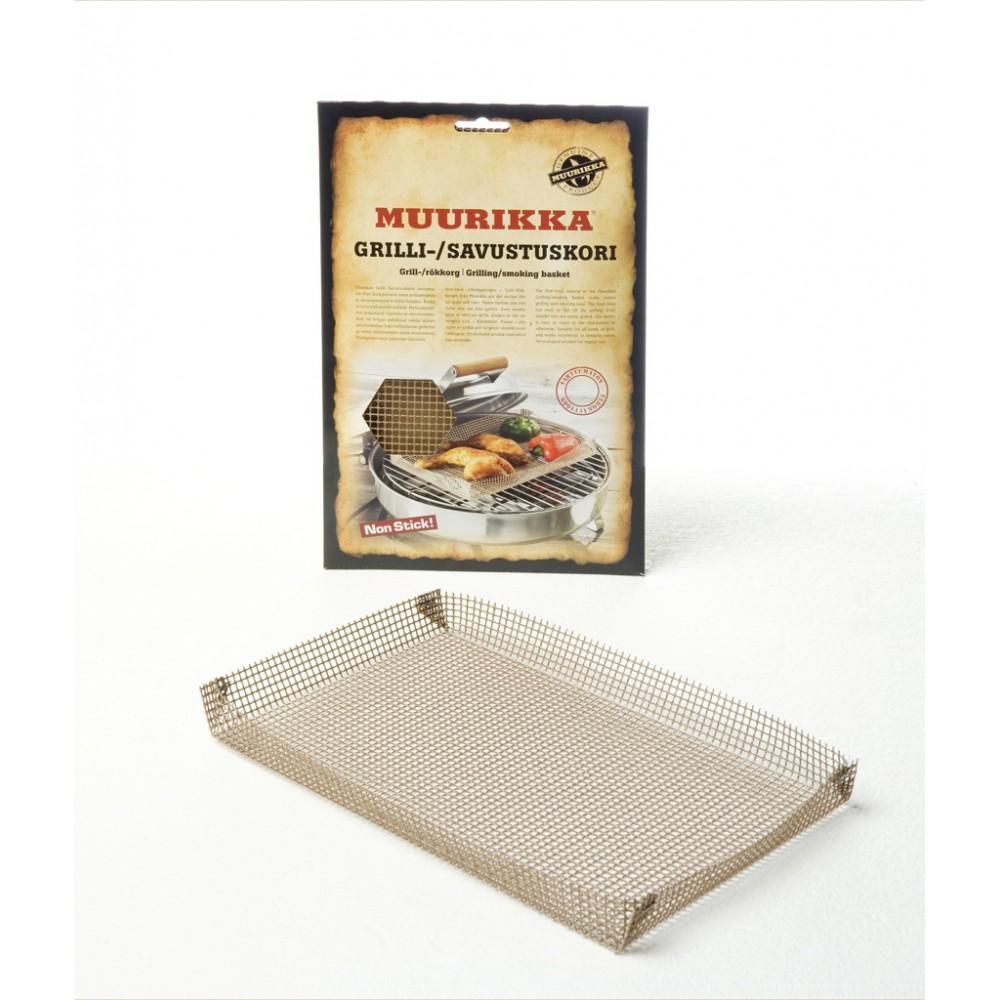 muurikka grill und r ucherkorb finnwelt ug. Black Bedroom Furniture Sets. Home Design Ideas